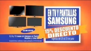 Ofertas de pantallas en linio