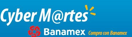 Walmart: Ofertas Cyber Martes 3 de Junio