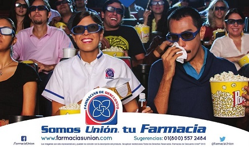 Farmacias Union: Folleto de Ofertas Junio