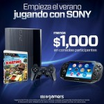 Oferta PlayStation Gamers
