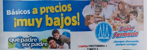 Farmacia Guadalajara: Folleto de Ofertas 1 al 15 de junio