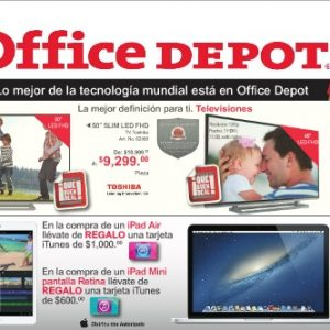 Office Depot: Folleto de 1 al 30 de Junio