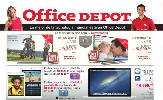 Office Depot: Folleto de 1 al 30 de Junio