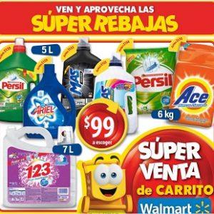 Walmart: Folleto Super Venta de Carrito 30 de Mayo al 12 de Junio