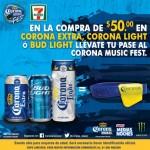 7Eleven Corona Musica Fest