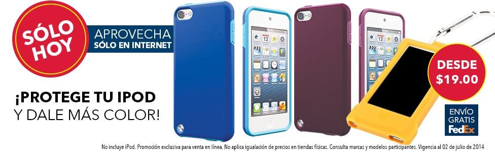 Best Buy: Remate de accesorios para iPod desde $19