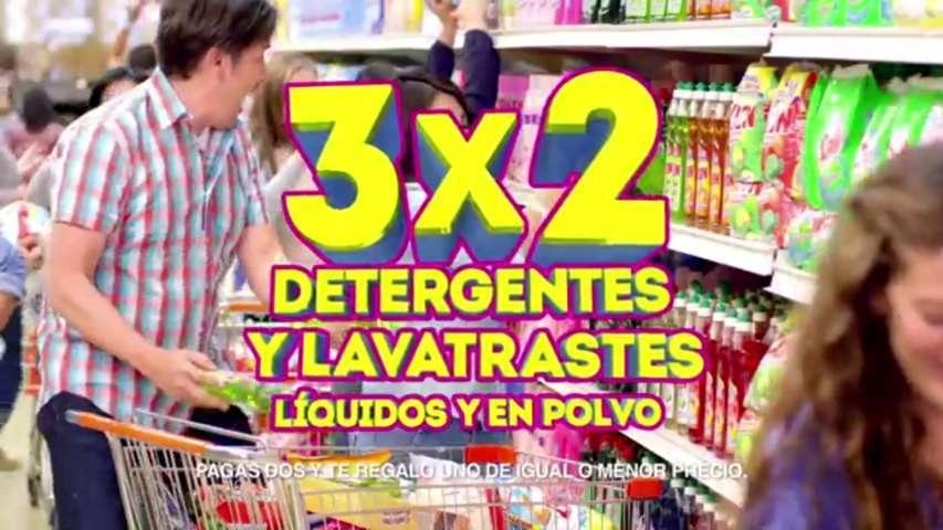 Julio Regalado: Todos los Detergentes y lavatrastes líquidos y en polvo al 3×2