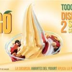 Miercoles 2 helados Suaves Sencillo a 67