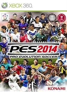 Xbox Live: PES 2014 para Xbox 360 a $329.67