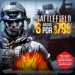 Gamers Battle Field Bundle