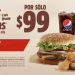 Cupón Burger King