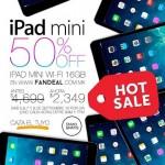 Fandeal Hot Sale iPad Descuento