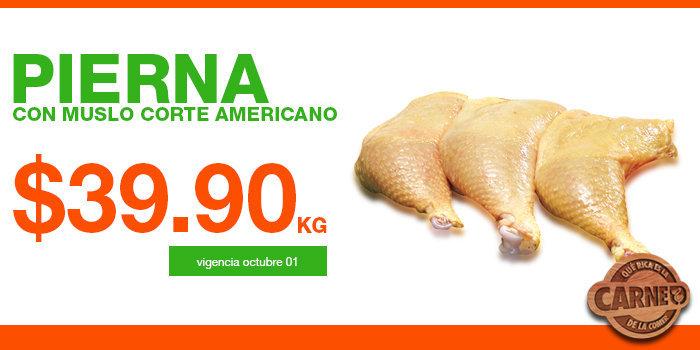 La Comer: Martes y Miércoles de Carnes 30 de Septiembre y 1 de Octubre 2014