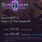 Starcraft 2 Rebaja