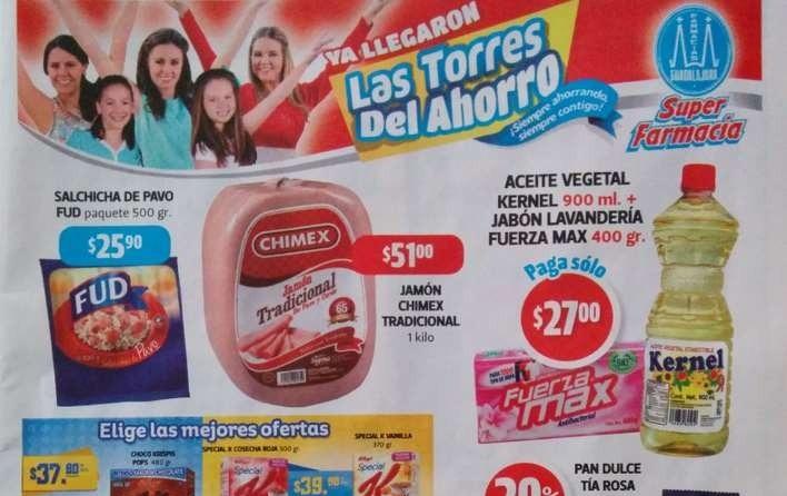 Farmacias Guadalajara: Folleto de Promociones del 1 al 15 de Octubre