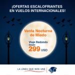 Venta Nocturna Aeromexico