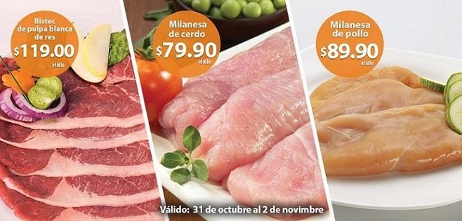 Chedraui: Fin de semana de carnes del 31 de Octubre a 2 de ...