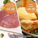 chedraui fin de semana de carnes 21 al 23 de noviembre