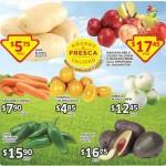 Soriana Hiper Martes y Miércoles de Frutas y Verduras 9 de Diciembre