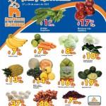 Chedraui frutas y verduras 27 enero