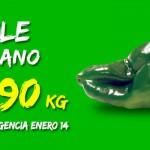 Chile Poblano Plaza La Comer
