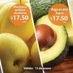 Frutas y verduras Chedraui 13 de Enero