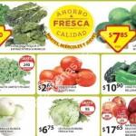 Frutas y verduras Soriana 17 de febrero