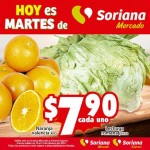 Mercado Soriana Frutas y Verduras