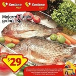 Mojarra Tilapia Grande Soriana