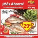Mojarra tilapia grande oferta del dia en soriana 20 de febrero 2015