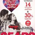 Sears Venta Especial Dia del Amor