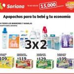 Soriana 3x2 biberones