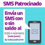 Telcel SMS patrocinado