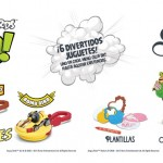 juguetes gratis al comprar combo infantil en burger king Offde
