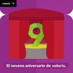 noveno aniversario de volaris