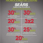 sears pabellon polanco promociones exclusivas