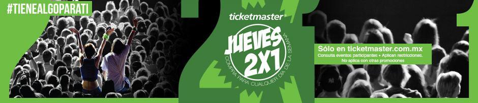 Ticketmaster: Jueves de 2×1 este 15 de Octubre OV7 & Kabah, Luis Miguel, Ana Torroja y más