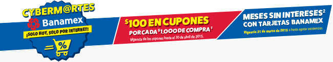 Best Buy Cyber Martes Banamex OFFDE