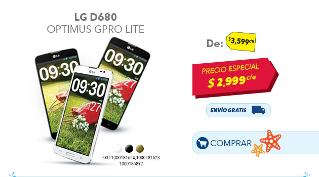 Best Buy: Martes Online 10 de Marzo – Samsung Core 2 $1,999