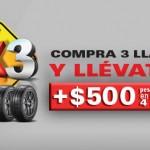 Bridgestone 4x3 Offde