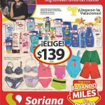 Folleto Soriana Hiper vacaciones OFFDE