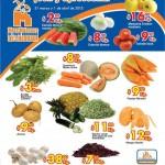 Frutas y Verduras Folleto Chedraui 31 de Marzo OFFDE