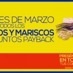 La Comer Puntos PayBack Mariscos