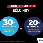 Marti Deporteismo Fest