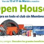 Open House Sams Marzo