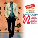 Sears 3x2 Pantalones OFFDE