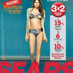 Sears 3x2 en trajes de baño OFFDE