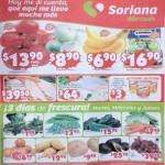Soriana Mercado Frutas y Verduras 1 de Abril