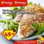 Soriana Pechuga de Pollo