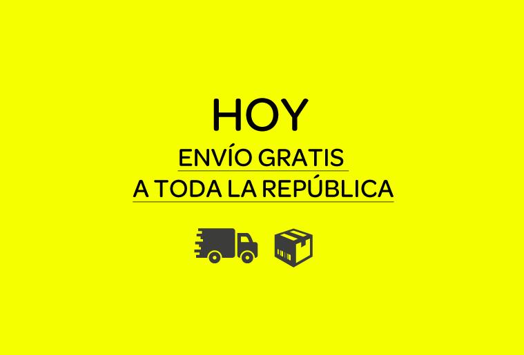 Clickonero: Envío gratis a todo México lunes 23 de Marzo